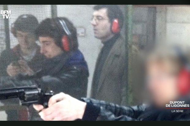 Xavier Dupont de Ligonnès a amené deux de ses fils au stand de tir un mois avant les meurtres.