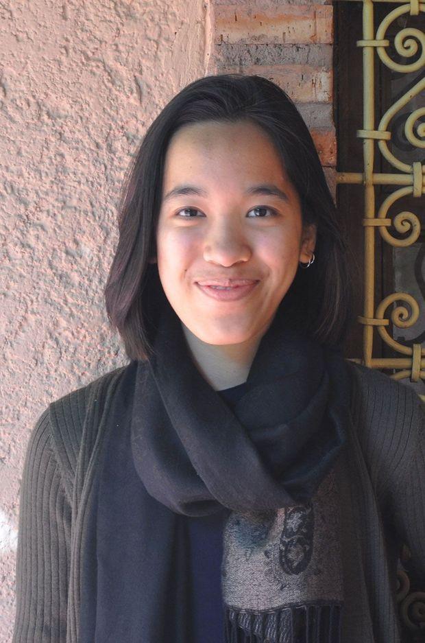 Yen Ba Vu, étudiante au campus euro-asiatique de Sciences Po au Havre.