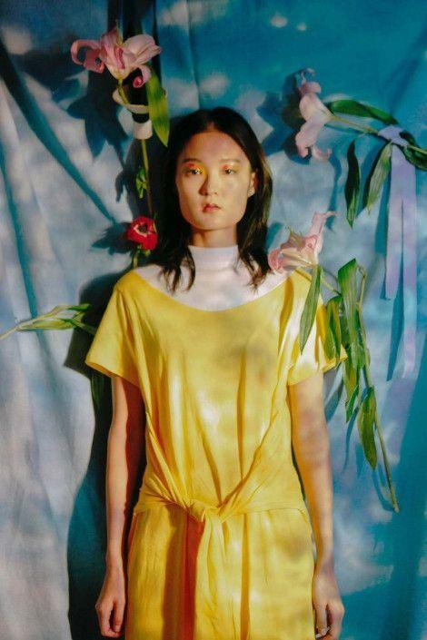 Une photographie de Yoonkyung Jang distinguée par Peter Lindbergh.