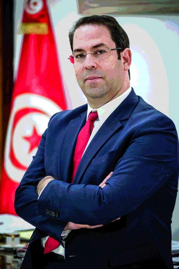 L'ancien chef du gouvernement Youssef Chahed