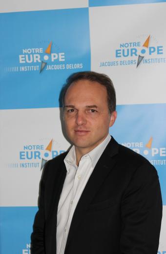 Le directeur de l'Institut Jacques Delors, Yves Bertoncini.