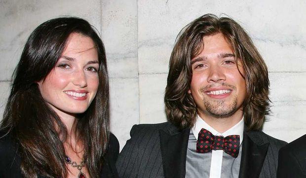 Zac Hanson et sa femme Kate-