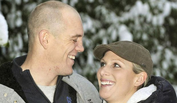 Zara Phillips-Zara Phillips Mike Tindall