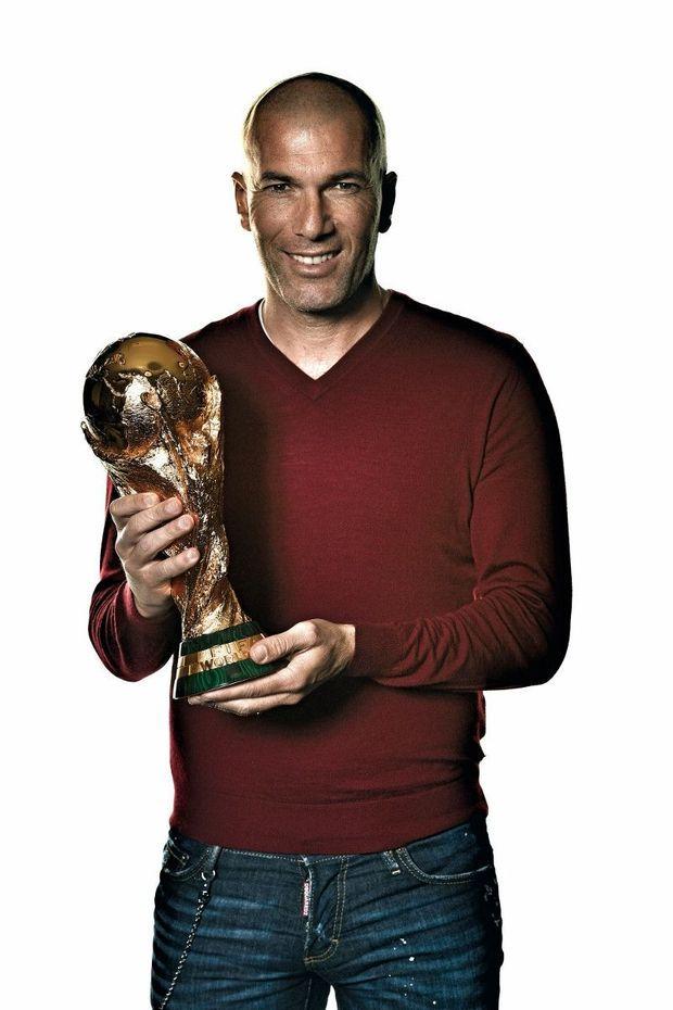 Vingt ans après avoir remporté le sien, il espère voir les Bleus brandir ce trophée le 15 juillet.
