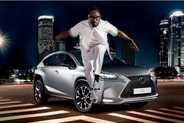Lexus NX 300h & Will.i.am: Auto… didacte
