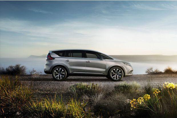 Renault Espace, la star annoncée du Mondial de l'Auto