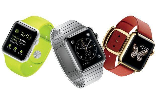 L'Apple Watch remet les pendules à l'heure