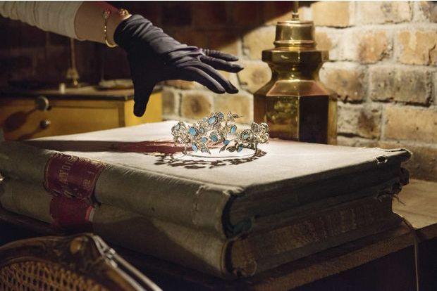L'énigme du bijou de Marie-Antoinette