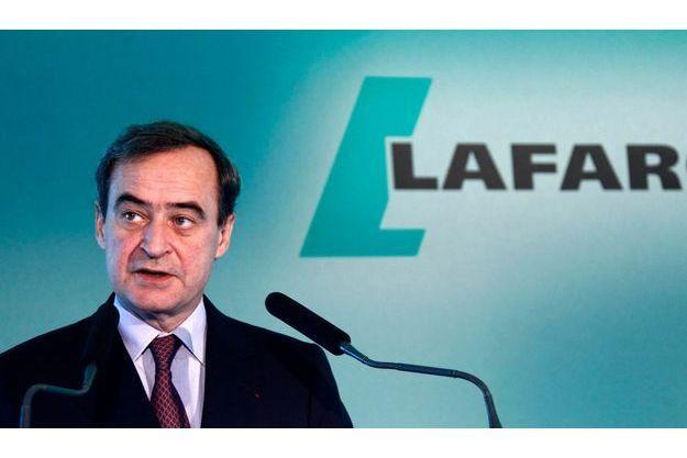 Bruno Lafont consacre 30% de son temps au recrutement des talents de son entreprise.