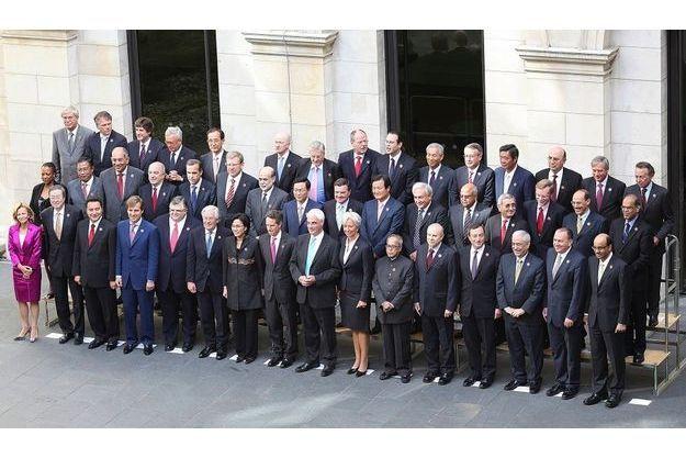 Le 5 septembre dernier, réunion des ministres des Finances des pays du G20.