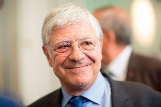 Pierre-René Lemas, patron de la Caisse des dépôts et consignations.