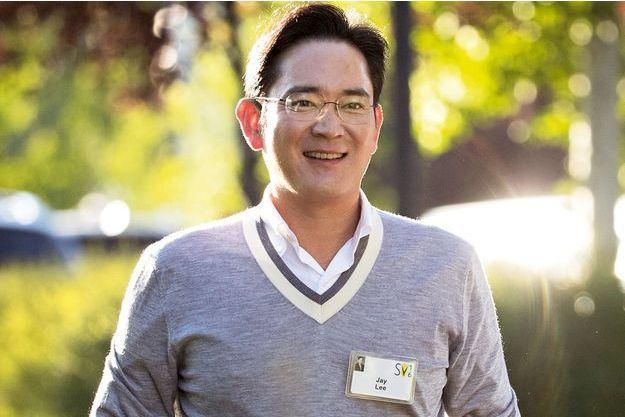 Depuis l'attaque cardiaque de Lee Kun-hee en 2014, son fils Lee Jae-yong (48ans) est pressenti pour lui succéder.