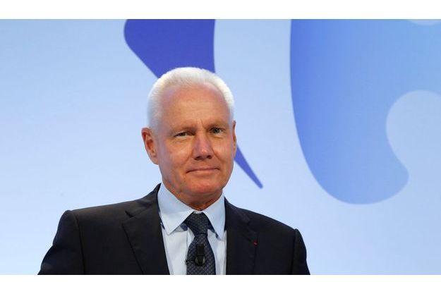 Ancien du groupe Nestlé, Lars Olofsson pilote Carrefour depuis près de trois ans.