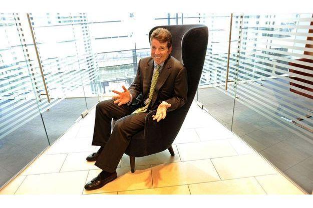 Le 7 septembre 2010, Bob Diamond exulte: il vient d'être nommé directeur général de Barclays à la place de son rival, John Varley.
