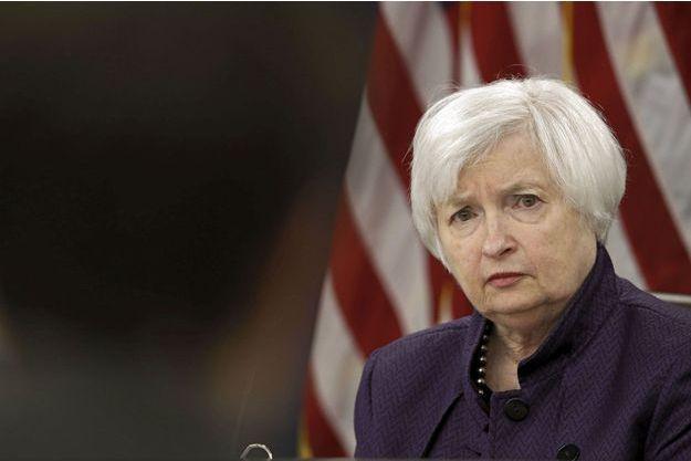 Janet Yellen, présidente de la Federal Reserve, est critiquée par Donald Trump.