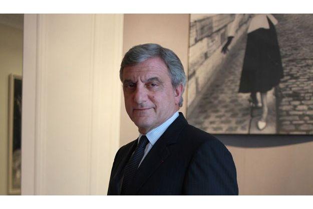 Sidney Toledano, patron de Christian Dior couture et administrateur du Comité Colbert.