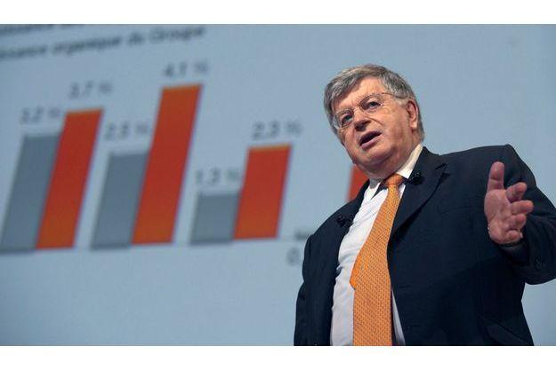 Didier Lombard, P.d.g de France Telecom : «Nous avons un système transparent, juste et moral.»