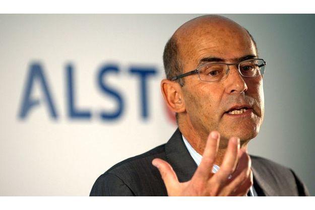Patrick Kron (Alstom) : «Il est très difficile d'anticiper l'horizon de la sortie de crise.»
