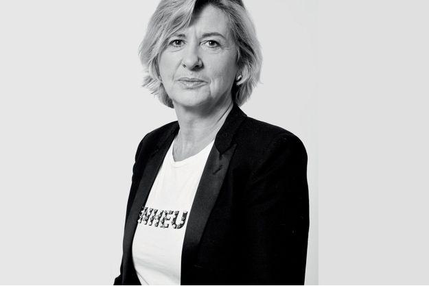 Elisabeth Cunin, présidente du directoire de Camaïeu.