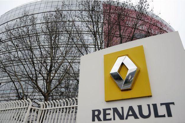 Le siège de Renault à Boulogne-Billancourt