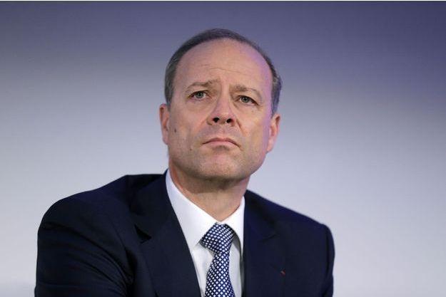 Christopher Viehbacher n'est plus directeur général du groupe pharmaceutique Sanofi. Ici, en février 2013.