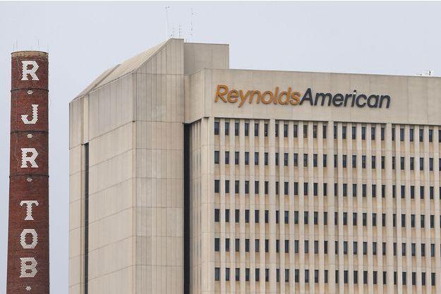 Le siège de RJ Reynolds à Winston-Salem, en Caroline du Nord.