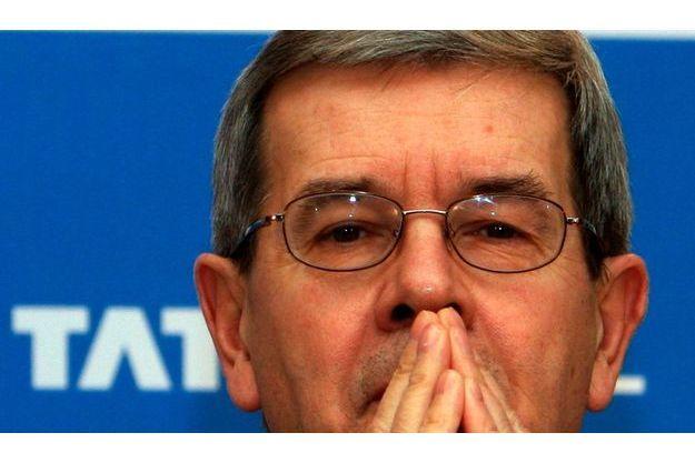 Philippe Varin est le nouveau patron de PSA