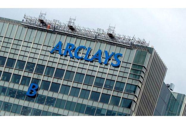 Le siège de Barclays à Londres.
