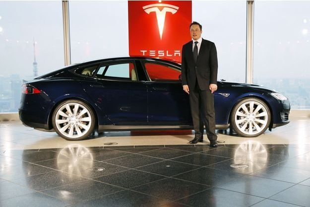 son salaire chez tesla r v l elon musk milliardaire au smic. Black Bedroom Furniture Sets. Home Design Ideas