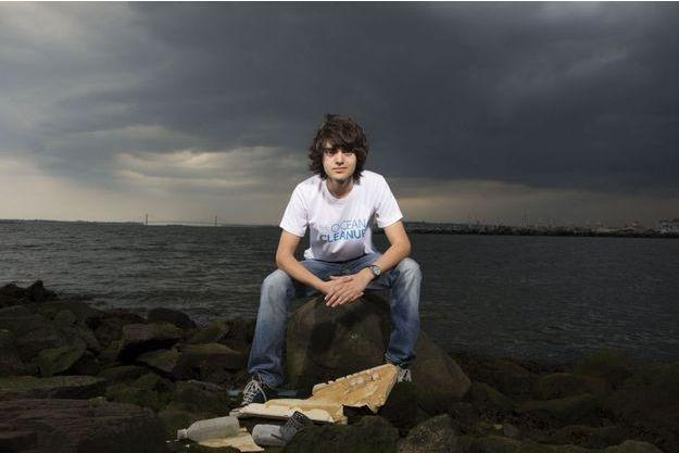 "Nettoyer la mer : une ""obsession pour Boyan Slat."