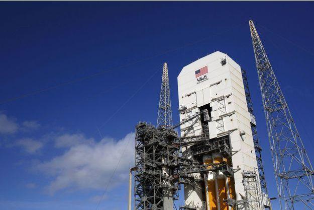 Orion sera lancé jeudi depuis la Floride.