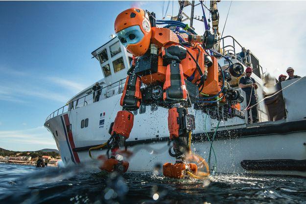 Ocean One: coût de l'ensemble du projet de 2,6 à 3,5 millions d'euros
