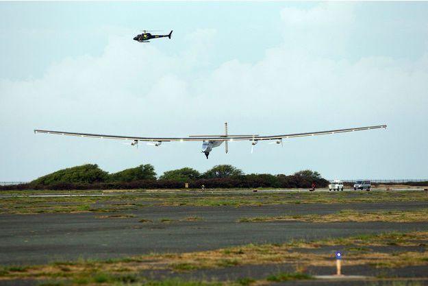 L'avion solaire Solar Impulse