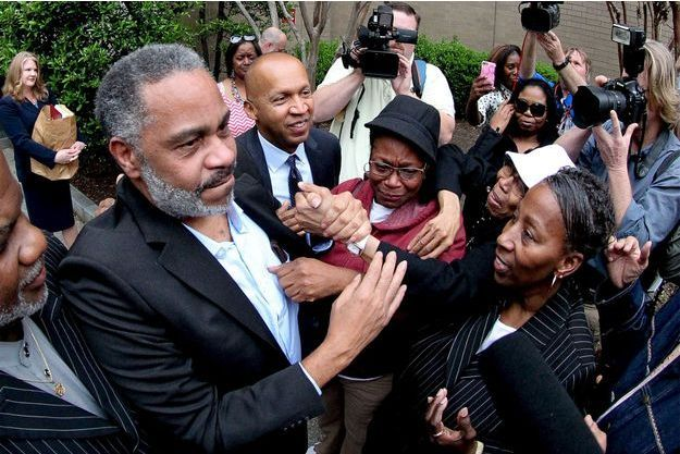 Anthony Ray Hinton, vendredi