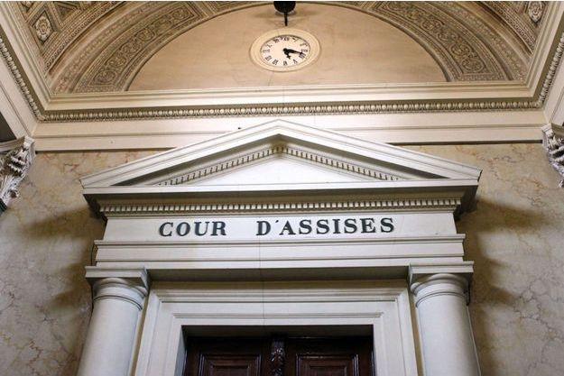 Cour d'assises, image d'illustration