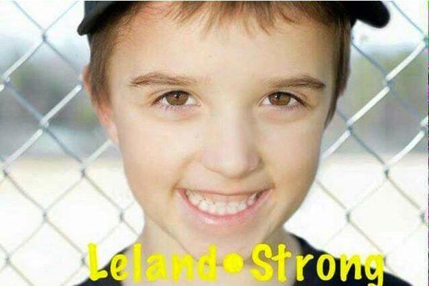 Leland est mort vendredi dernier