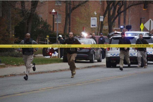 Un suspect a été tué sur le campus de l'université d'Etat de l'Ohio, où une alerte au tireur a été déclenchée.