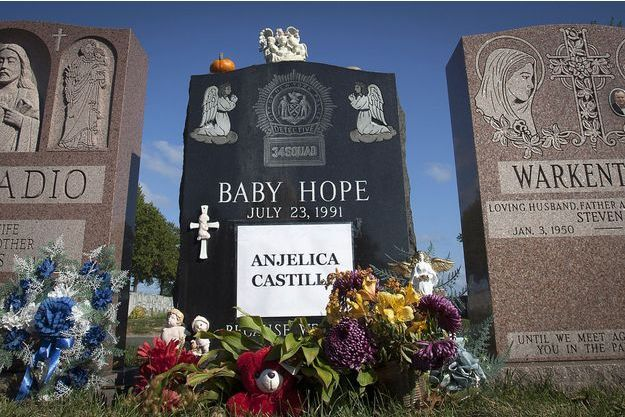 """Baby Hope"" a enfin un nom"