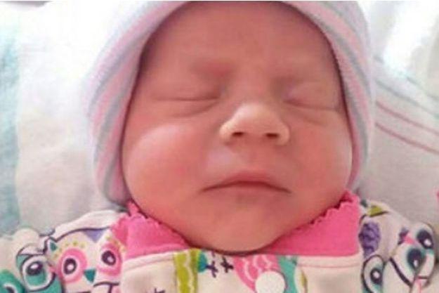 La petite Caliyah n'avait que 15 jours.