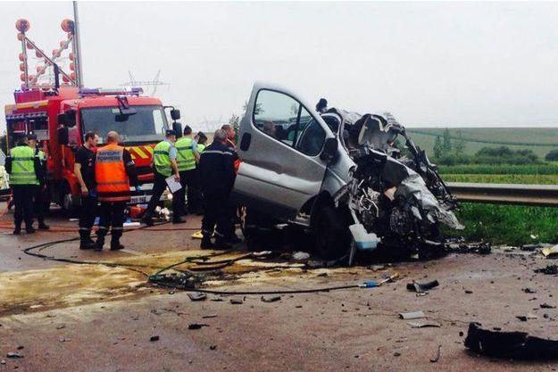 La collision a fait six morts.