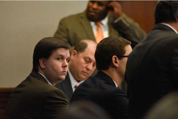 Justin Harris a été déclaré coupable.