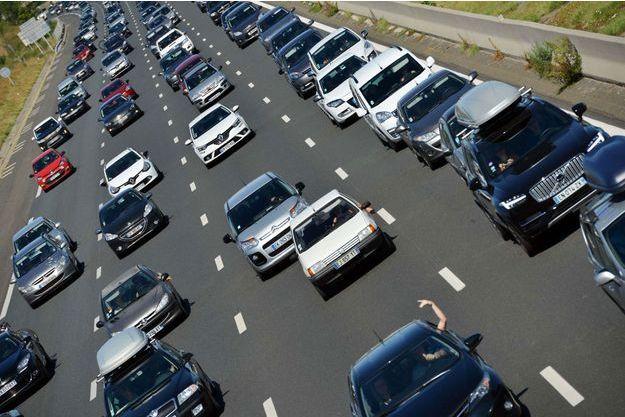 Une autoroute française (photo d'illustration).