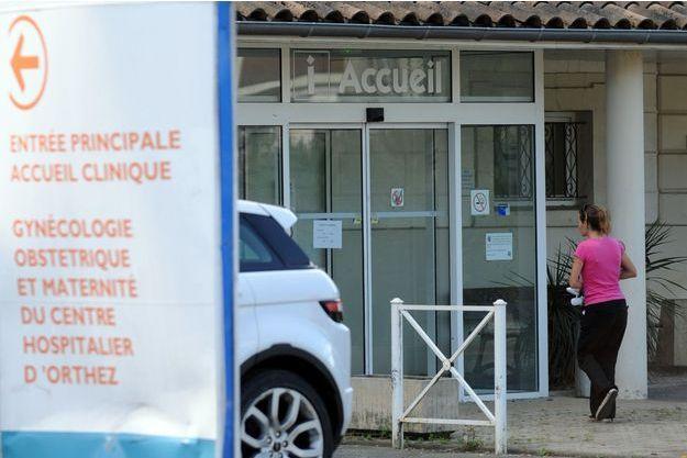 Une femme était décédée à la maternité de Pau-Orthez.