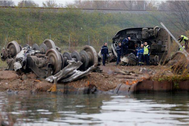 L'accident de TGV avait fait 11 morts en 2015.