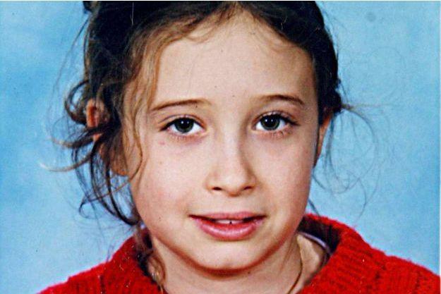 Portrait d'Estelle Mouzin diffusé au moment de sa disparition, en janvier 2003.