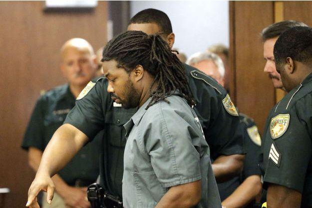 Jesse Matthew, devant la Cour le 25 septembre dernier.