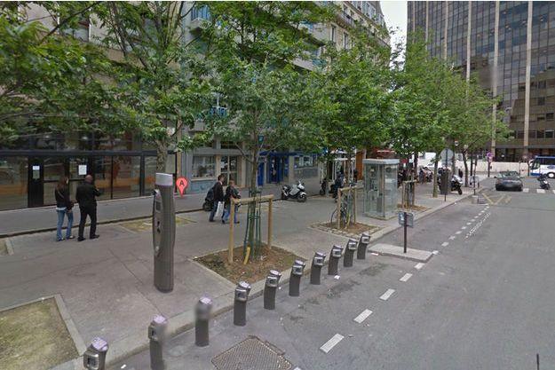 Le drame s'est déroulé dans le XIVe arrondissement de Paris