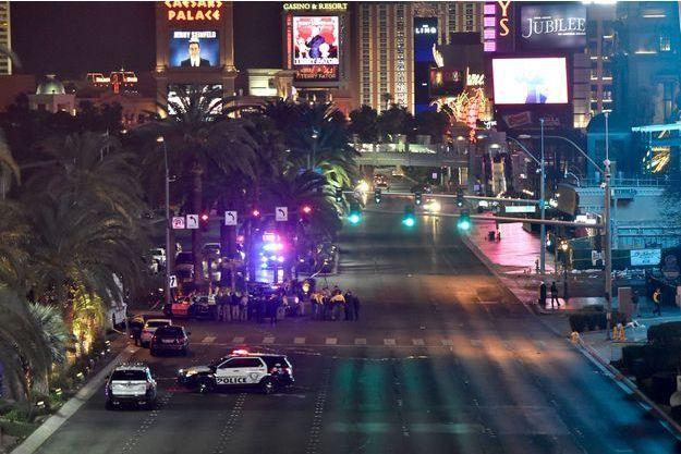 Les faits se sont déroulés à Las Vegas