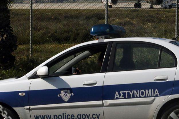 Une voiture de police à Chypre (image d'illustration).