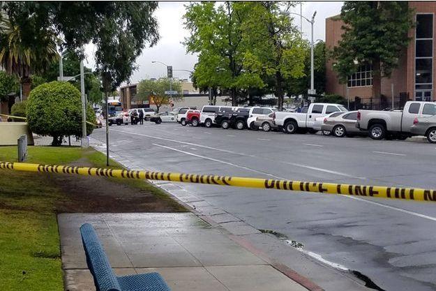 La fusillade a fait trois morts.